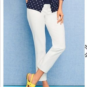 LIKE NEW! Talbots The Perfect Crop